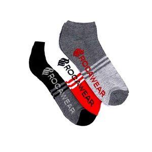 🧦3 pair of Rocawear socks